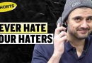 Why I'll Never Hate My Haters #Shorts